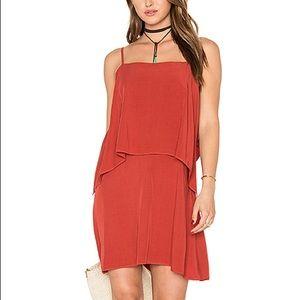 Splendid Overlay Mini Dress Size XS